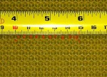 восъчна основа 4.9 мм